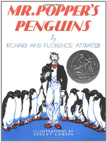 9780316058421: Mr. Popper's Penguins