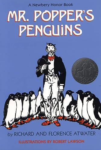 9780316058421: Mr. Popper's Penguins