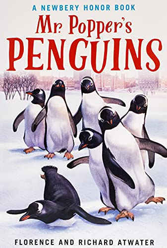 Mr. Popper's Penguins (Paperback)