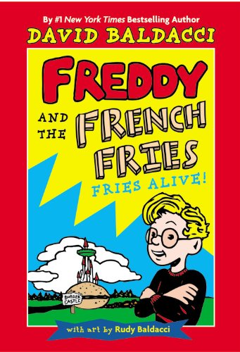 9780316059015: Fries Alive! (Freddy and the French Fries No.1)