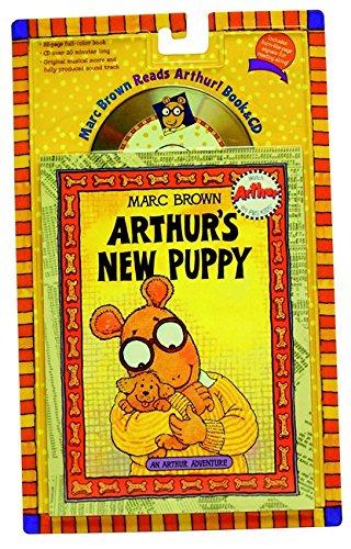 9780316059558: Arthur's New Puppy: An Arthur Adventure (Arthur Adventures)