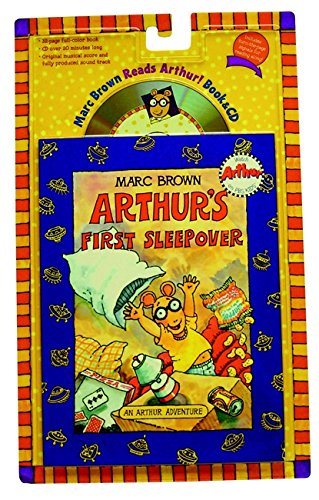 9780316059565: Arthur's First Sleepover (Arthur Adventures)