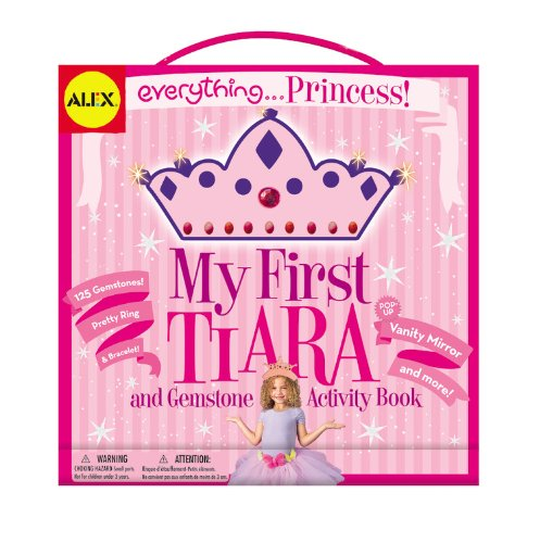 9780316065207: Everything...Princess!: My First Tiara & Gemstone Activity Book
