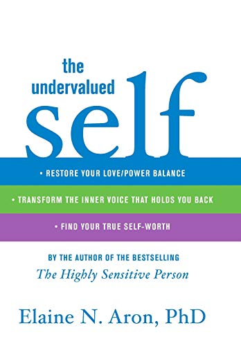 9780316066990: The Undervalued Self: Restore Your Love/Power Balance, Transform the Inner Voice That Holds You Back, and Find Your True Self-Worth