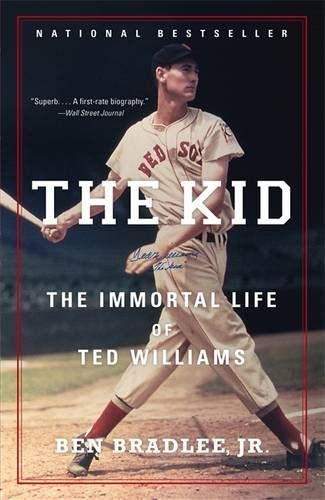 9780316067416: The Kid: The Immortal Life of Ted Williams