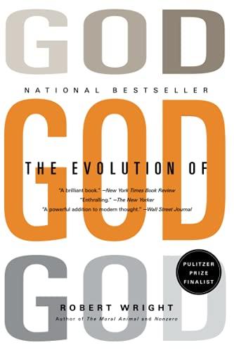 9780316067447: The Evolution of God (Back Bay Readers' Pick)
