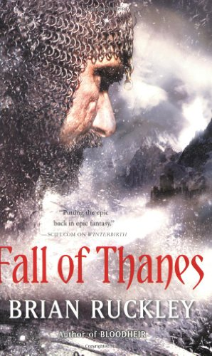 9780316067713: Fall of Thanes (The Godless World)