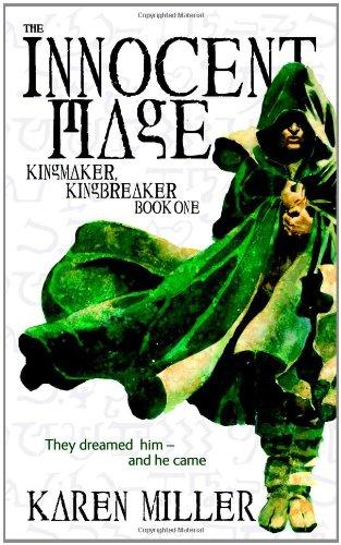 9780316067805: The Innocent Mage: Kingmaker, Kingbreaker - Book One