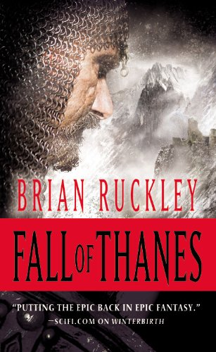 9780316068086: Fall of Thanes (The Godless World)
