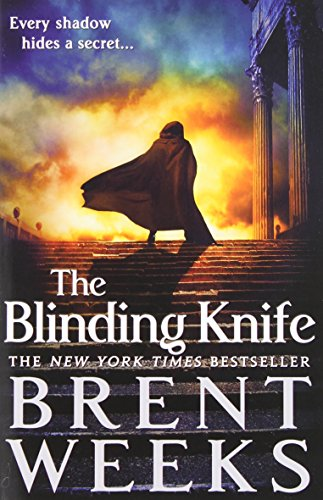 9780316068147: The Blinding Knife (Lightbringer)