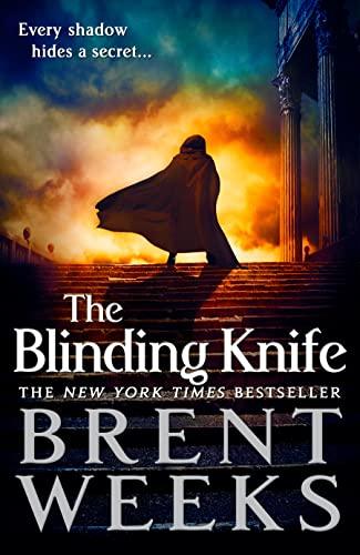 9780316068147: The Blinding Knife (Lightbringer (2))