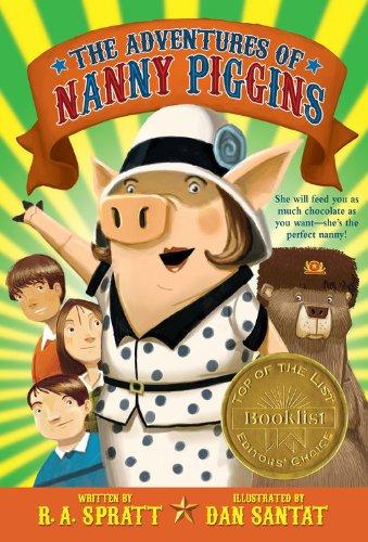 9780316068185: The Adventures of Nanny Piggins