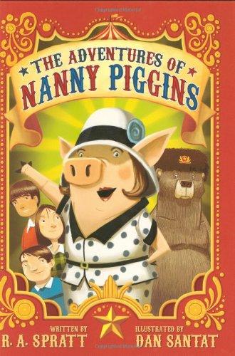 9780316068192: The Adventures of Nanny Piggins