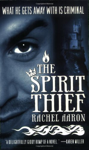 9780316069052: The Spirit Thief (Eli Monpress Book 1)