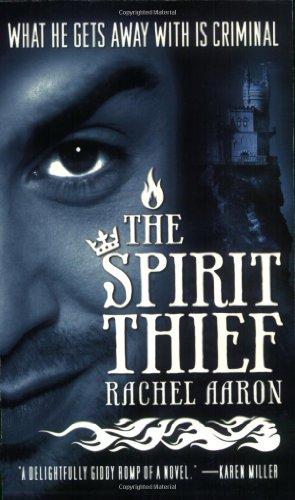 9780316069052: The Spirit Thief (Eli Monpress Book 1)