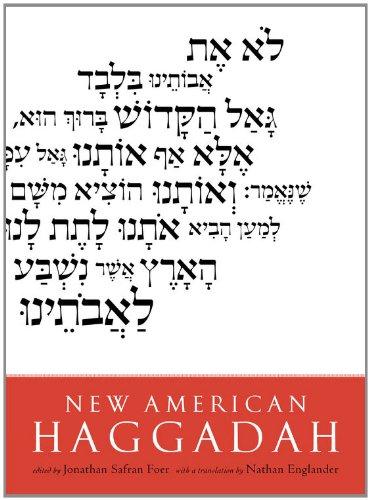 9780316069878: New American Haggadah