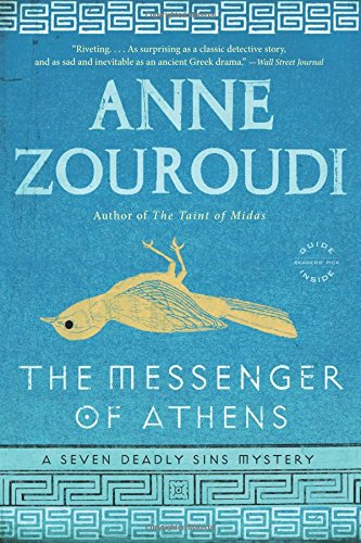 9780316069915: The Messenger of Athens: A Novel (Seven Deadly Sins Mysteries)