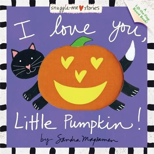 I Love You, Little Pumpkin! (Padded Cloth: Magsamen, Sandra