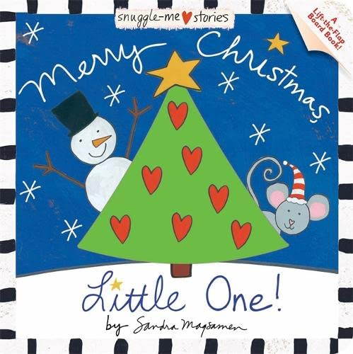 Merry Christmas, Little One! (Padded Cloth Covers: Magsamen, Sandra