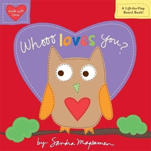 Whooo Loves You? (Made with Love): Sandra Magsamen