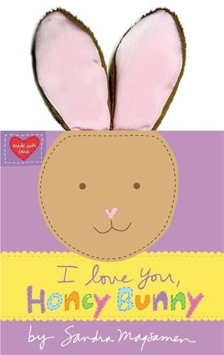 I Love You, Honey Bunny (Earesistables): Magsamen, Sandra