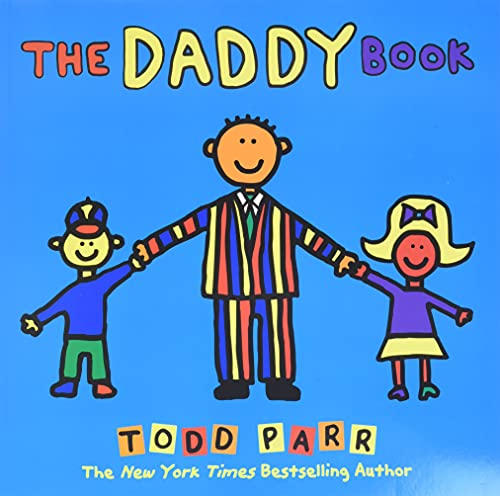 9780316070393: The Daddy Book