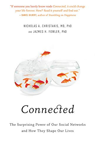 9780316072588: Connected: The Surprising Power Of Our Social Networks And How They Shape Our Lives
