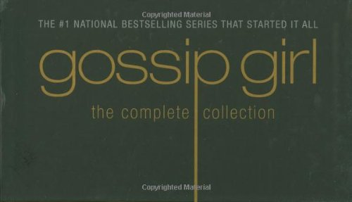 9780316072618: Gossip Girl: The Complete Collection, box set