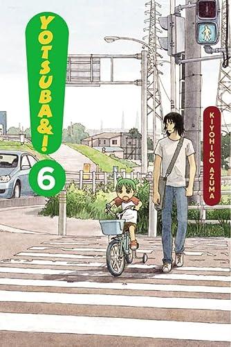 9780316073240: Yotsuba&!: Vol 6