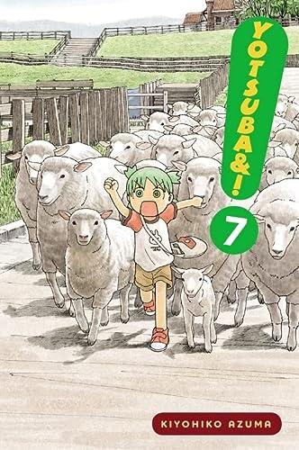 9780316073257: Yotsuba&!: Vol 7