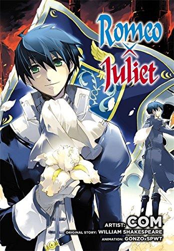 9780316073288: RomeoxJuliet Omnibus (Manga Shakespeare)