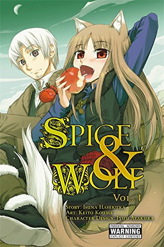 9780316073394: Spice And Wolf: Vol 1 - Manga