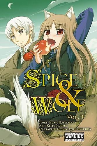 9780316073394: Spice and Wolf, Vol. 1 - manga