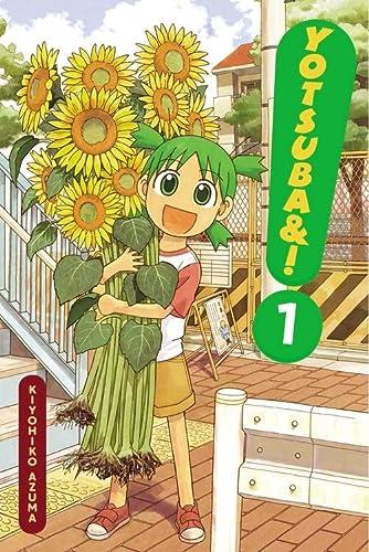 9780316073875: Yotsuba&!, Vol. 1