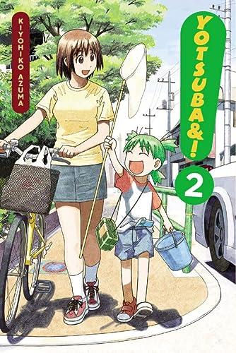 9780316073899: Yotsuba&!: Vol 2