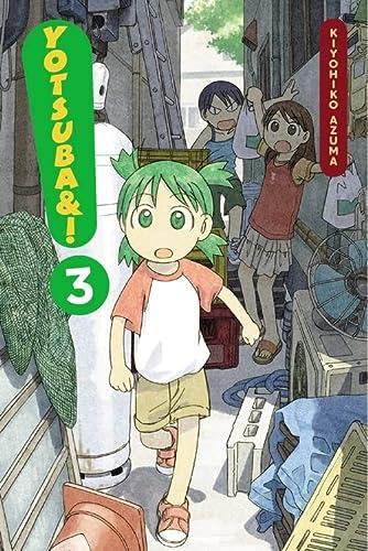 9780316073905: Yotsuba&!: Vol 3