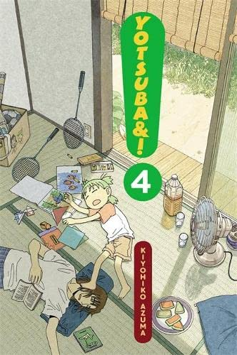 9780316073912: Yotsuba&!: Vol 4
