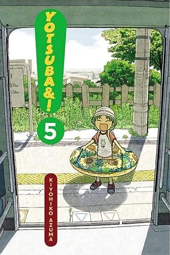 9780316073929: Yotsuba&!, Vol. 5
