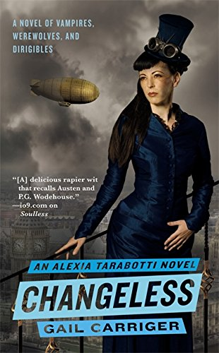 9780316074148: Changeless: Book 2 of The Parasol Protectorate