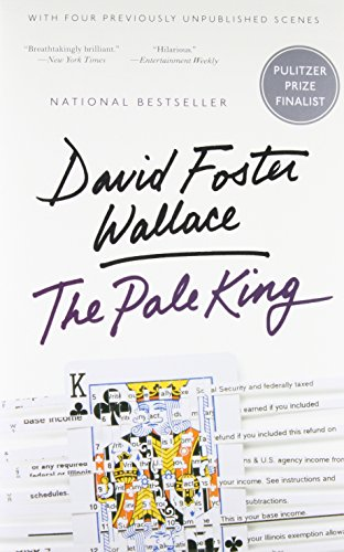 9780316074223: The Pale King: An Unfinished Novel