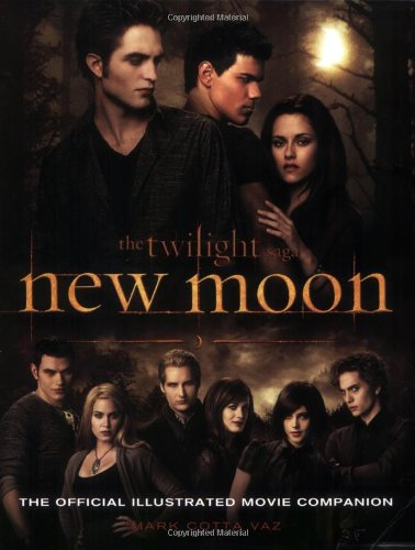 9780316075800: The Twilight Saga: New Moon--The Official Illustrated Movie Companion