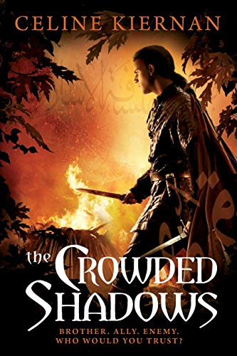 9780316077088: The Crowded Shadows (Moorehawke Trilogy, Book 2)