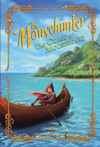 9780316077446: The Mousehunter #2: The Curse of Mousebeard