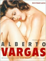 9780316077699: ALBERTO VARGAS : Works from the Max Vargas Collection [Hardcover] by Austin, ...