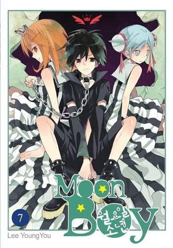9780316077781: Moon Boy: Vol. 7