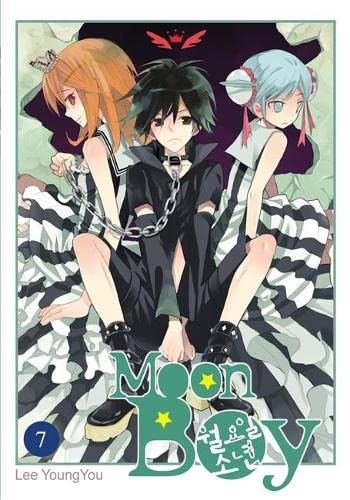 9780316077781: Moon Boy, Vol. 7