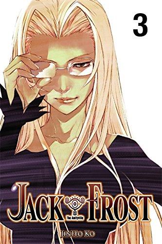 Jack Frost, Vol. 3: Ko Jin Ho