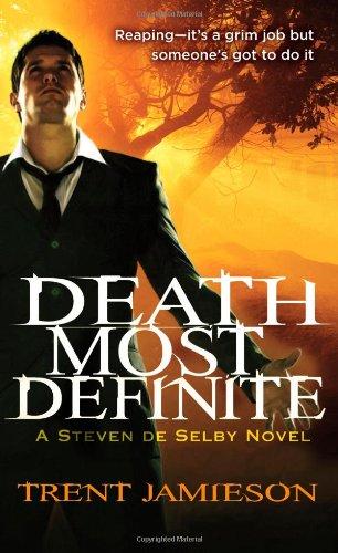 9780316078009: Death Most Definite (Death Works)