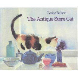 The Antique Store Cat: Baker, Leslie A