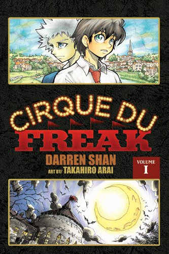 9780316078535: Cirque du Freak